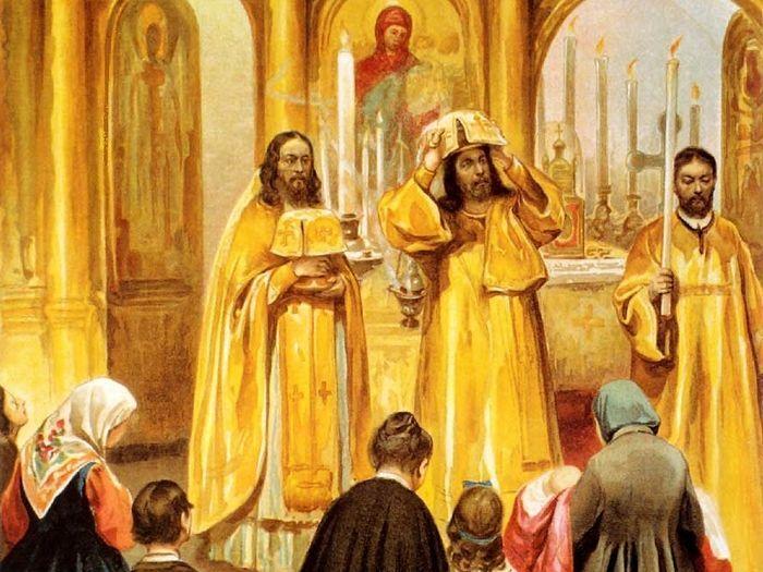Святая Божественная литургия / Православие.Ru