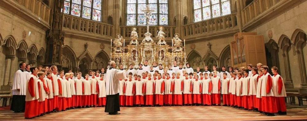 В Германии 550 мальчиков из католического хора подвергались насилию ...