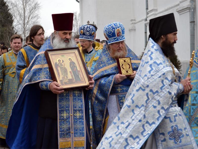 Паломничество в Ляденский монастырь