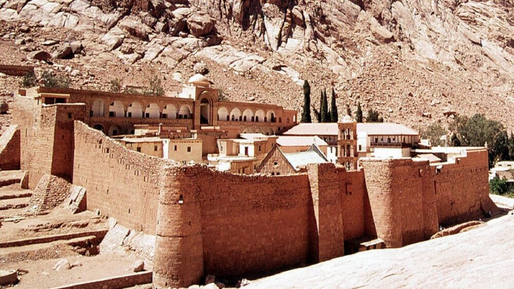 Монастырь Святой Екатерины: описание, история, фото, точный адрес