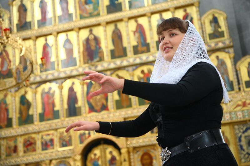 Первый Международный съезд регентов и певчих Русской Православной ...