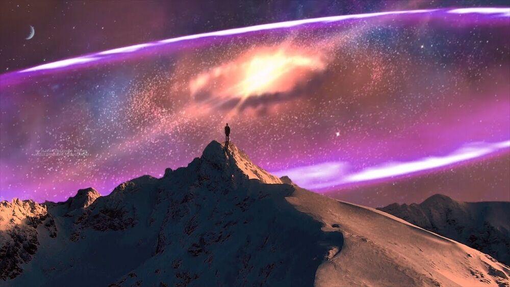 Лечебная Космическая Музыка Выводящая Душу из Мирской Суеты и ...