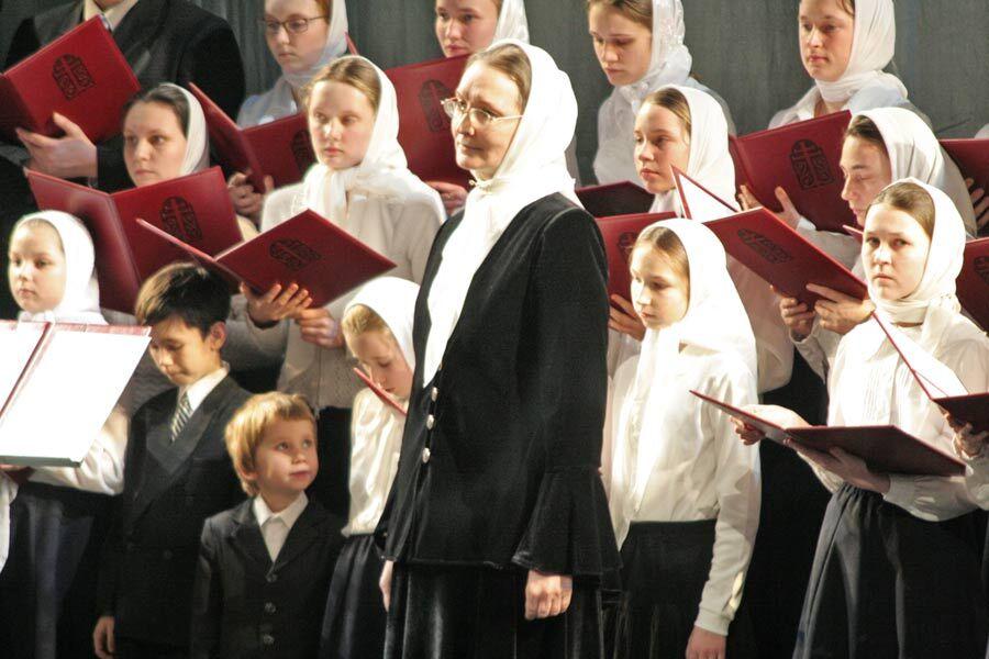 Детский церковный хор имени преподобного Иоанна Дамаскина — Все ...
