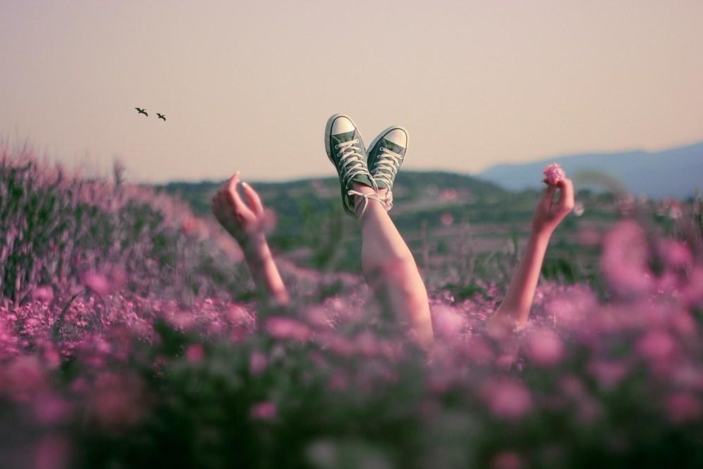 Чтобы обрести счастье, нужно перестать его искать
