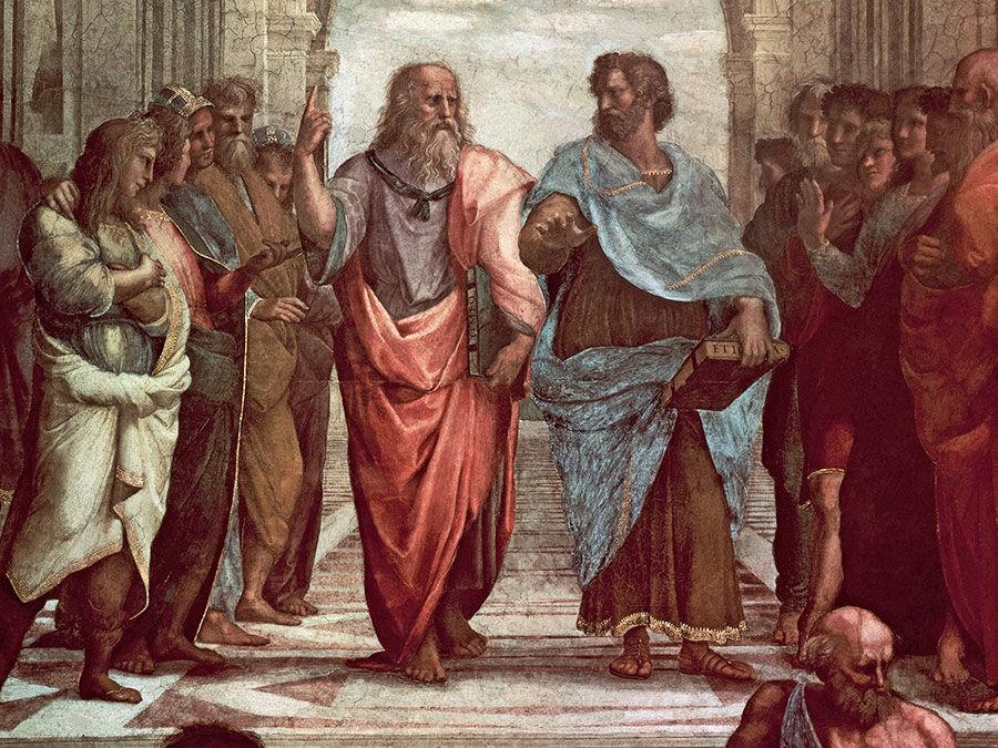 Платон и Аристотель: чем они отличаются? - Философия - Наука ...