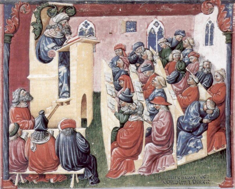 Курс средневековой философии от Бориса Подороги — Четыре аспекта ...