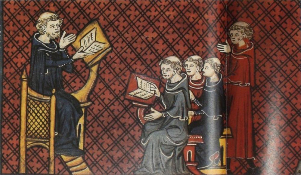 В средние века интеллектуалы были не так пугливы. - Платформа