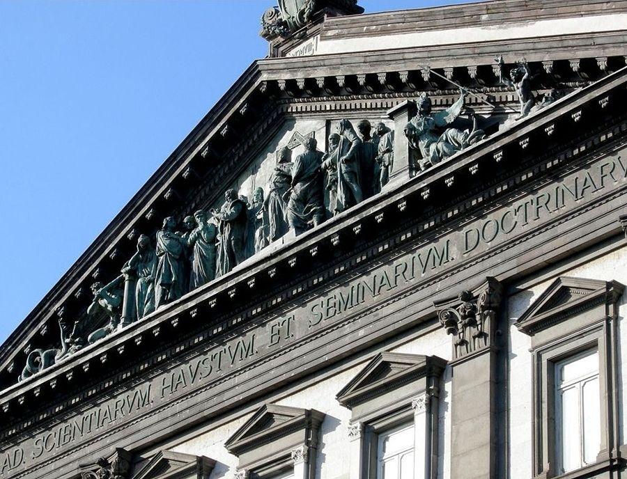 Federico II di Napoli: la più antica università laica e statale del ...