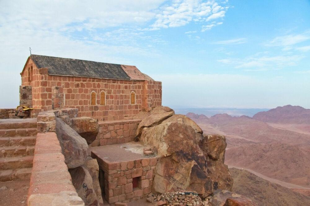 гора синай в израиле