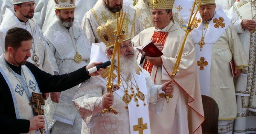 Украинские греко-католики избрали нового главу Церкви - Украина - TCH.ua