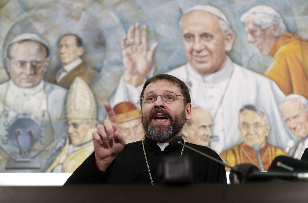 Ватикан призвал создать комиссию для диалога РПЦ и униатов на ...
