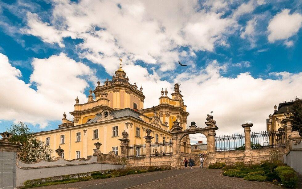 Собор Святого Юра во Львове, история, фотографии, отзывы о соборе Юра