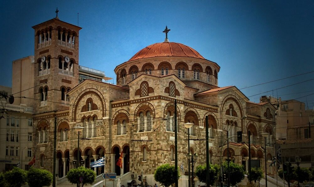 Agia Triada (Holy Trinity) Cathedral << Roman Shymko's digest
