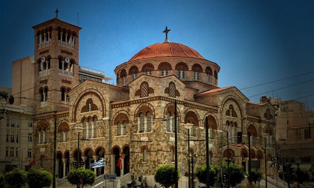 Agia Triada (Holy Trinity) Cathedral << Roman Shymko's digest