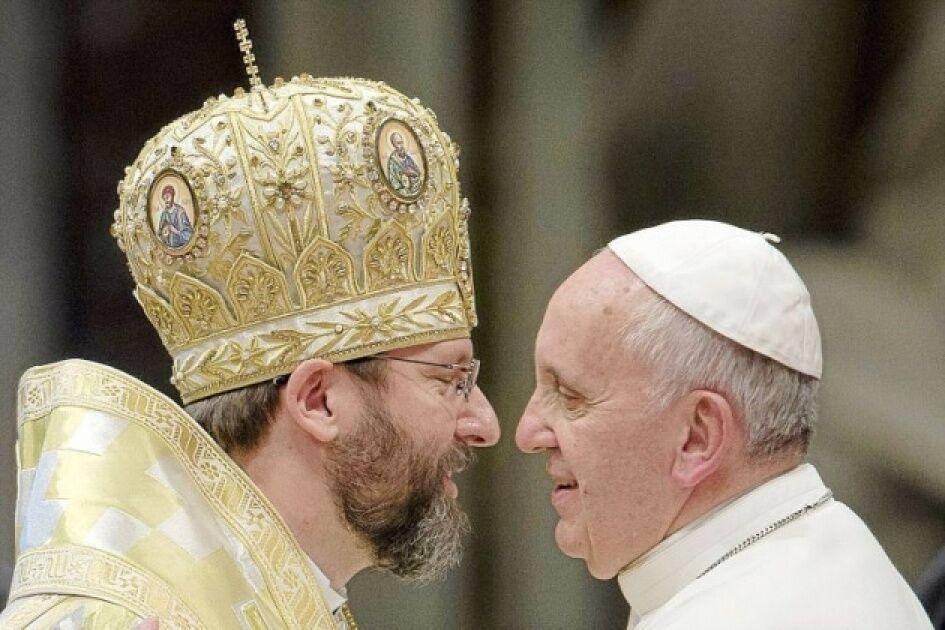А нужны ли украинские униаты Ватикану? | ИнформБюро
