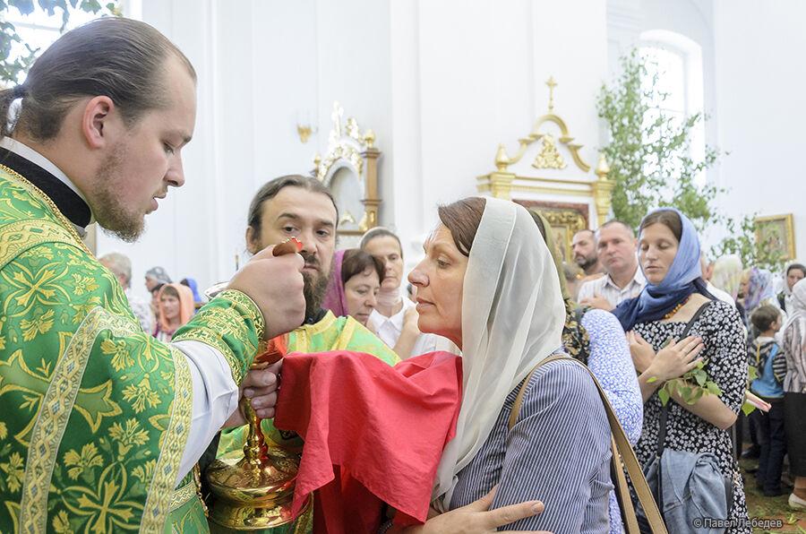 Исповедь и Причастие: смысл в фотографиях | Православная Жизнь