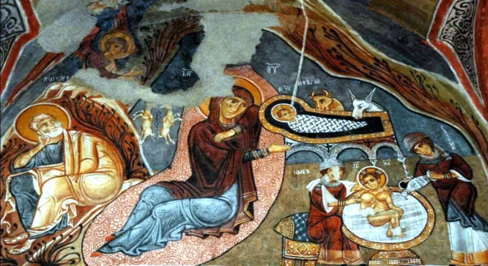Бог, Человек, Космос: Три тайны Рождества
