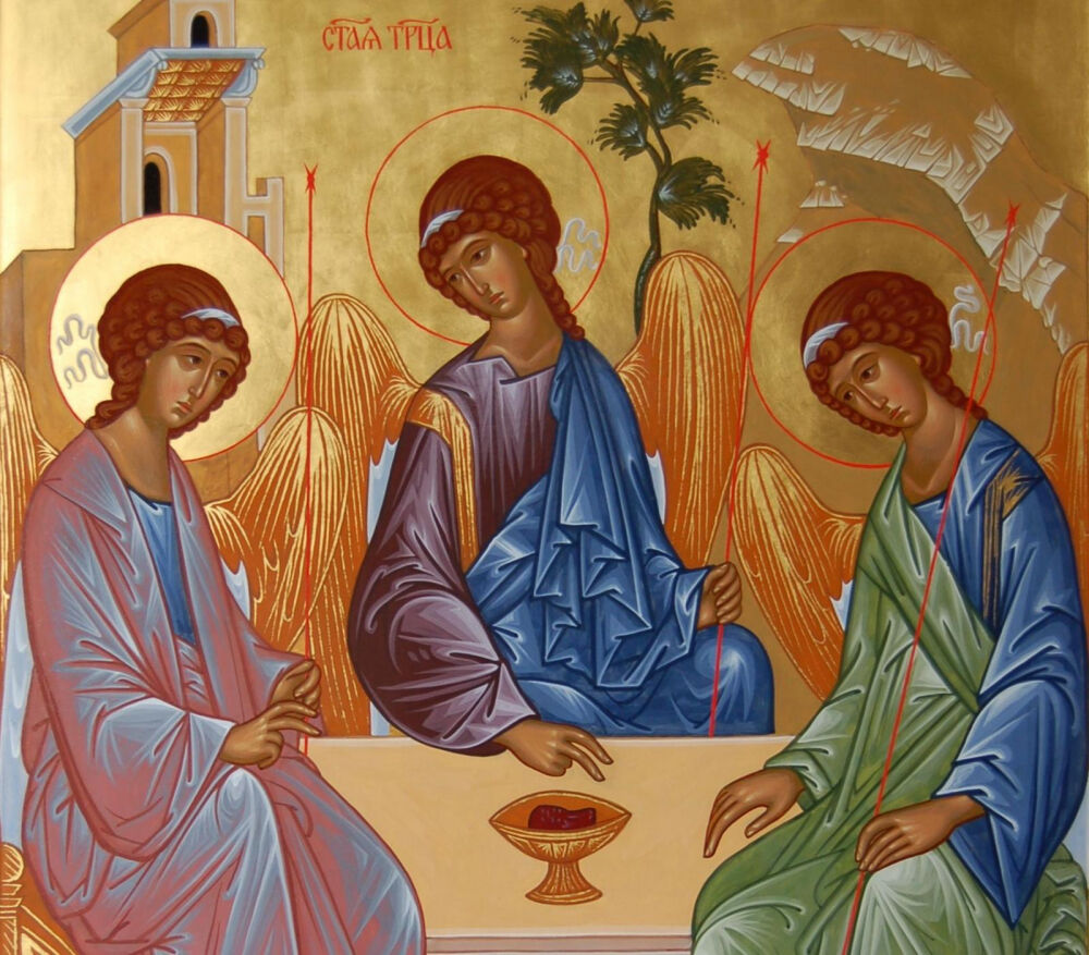 Троица: о смысле праздника, коленопреклоненной молитве, зеленых ...