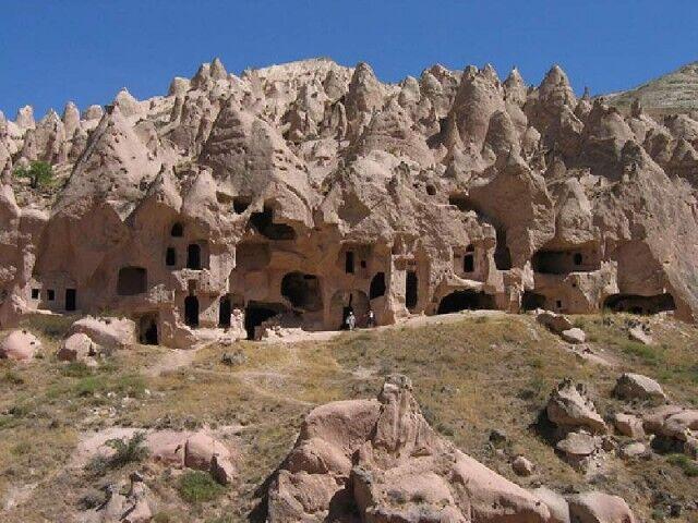 Пещерные церкви Каппадокии - Love-Turkey.ru