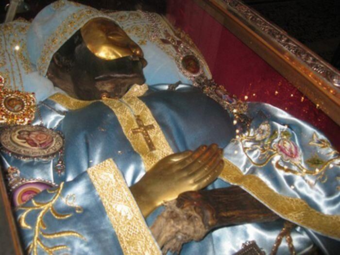 Выксунская епархия - Святой Иоанн Русский – солдат, ставший чудотворцем