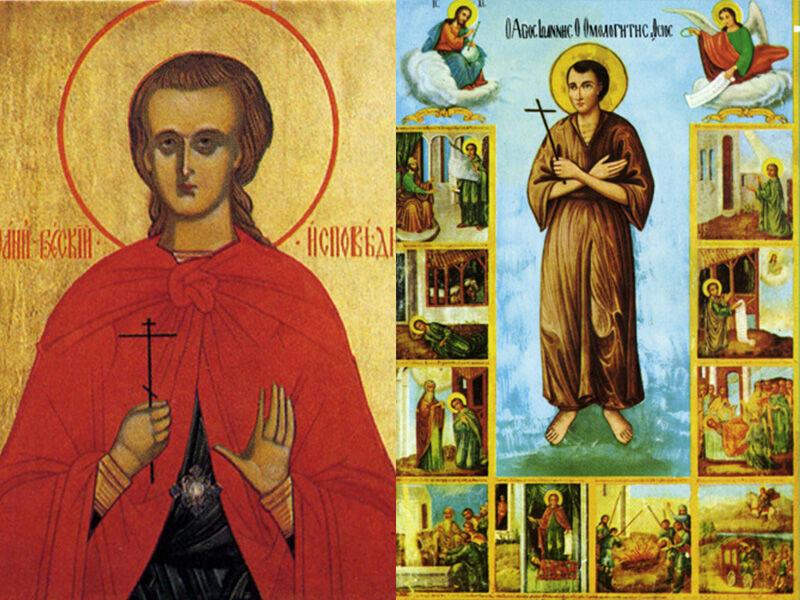 Житие святого праведного Иоанна Русского ← Храм св. прав. Иоанна ...