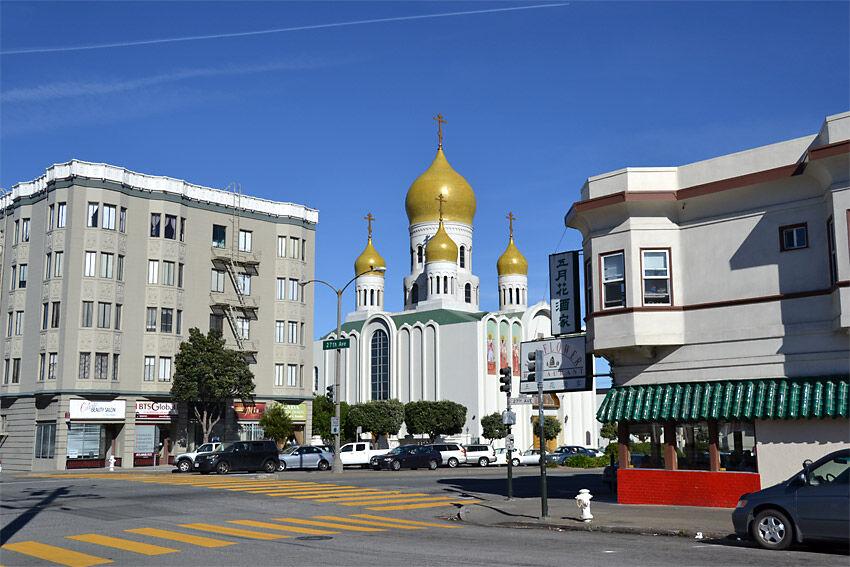 Сан-Франциско. Кафедральный собор