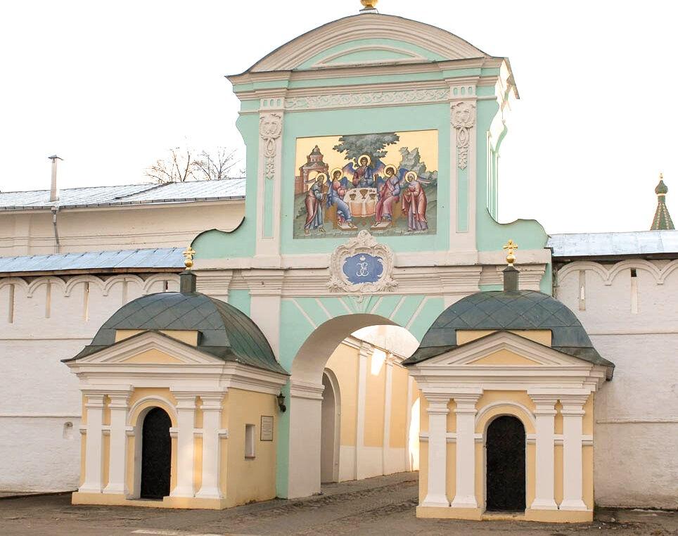 ипатьевский монастырь (главный ключ)