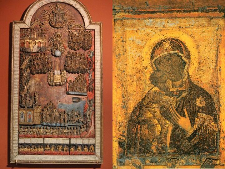 свято троицкий ипатьевский монастырь в костроме