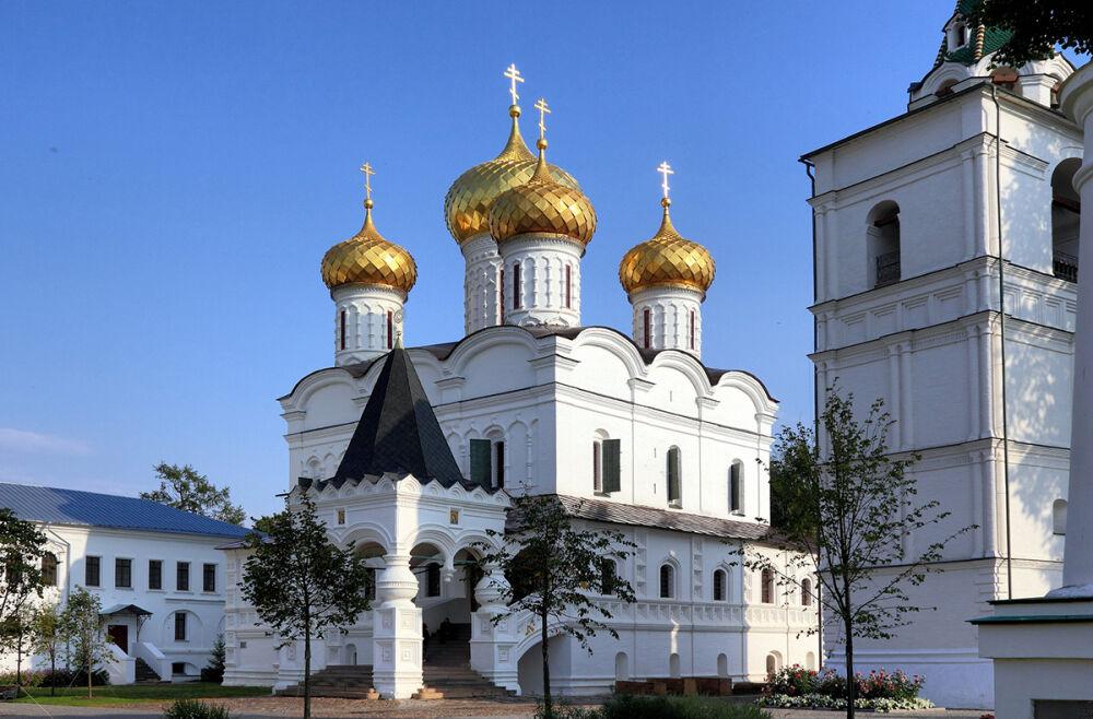 Ипатьевский монастырь: описание, история, фото, точный адрес