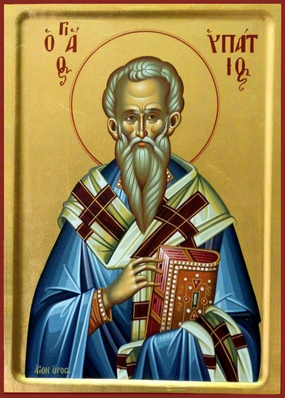 Священномученик Ипа́тий Гангрский, епископ