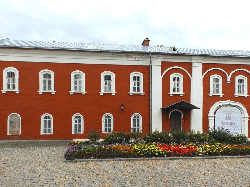 свято троицкий ипатьевский мужской монастырь
