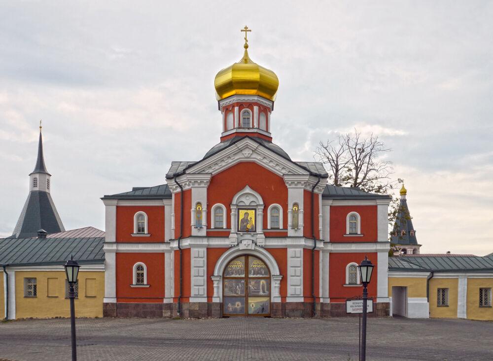 Церковь Филиппа, митрополита Московского