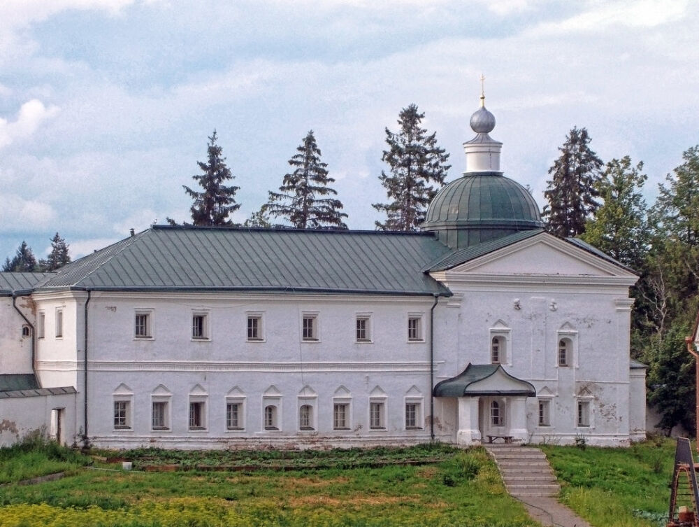 Церковь св. Иакова Боровичского