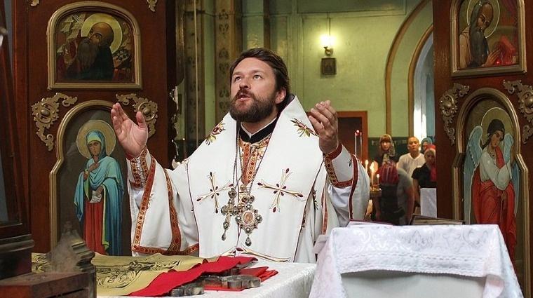 клирик в православной церкви