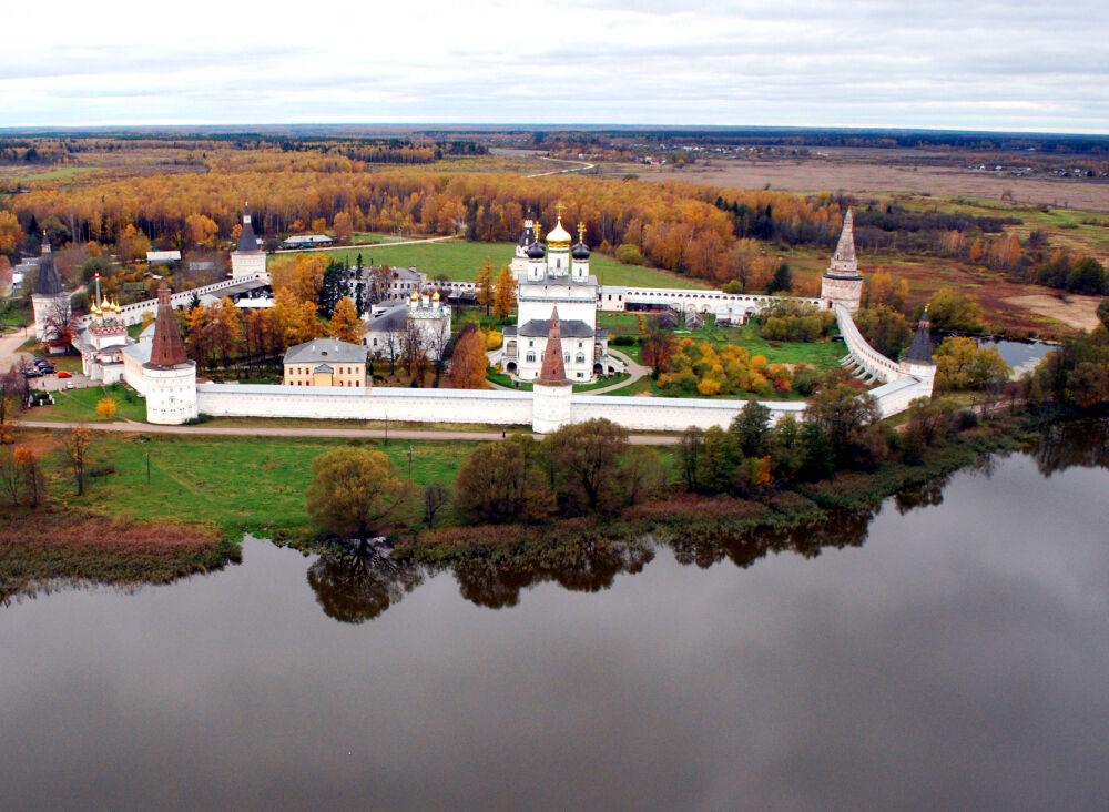 Иосифо-Волоцкий монастырь — Википедия