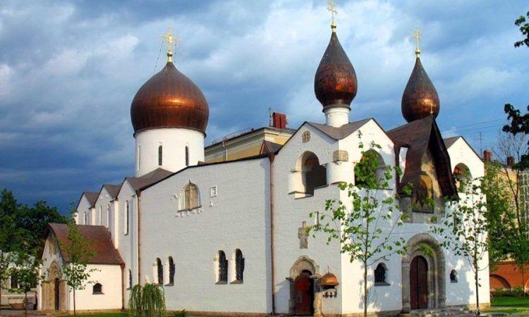В Марфо-Мариинской обители завершено благоустройство | Новости Москвы
