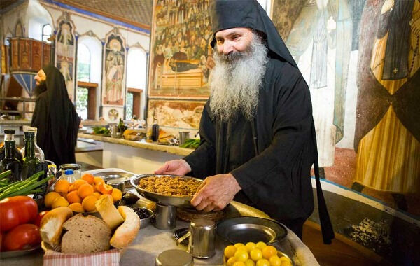 монастырская кухня рецепты (главный ключ)