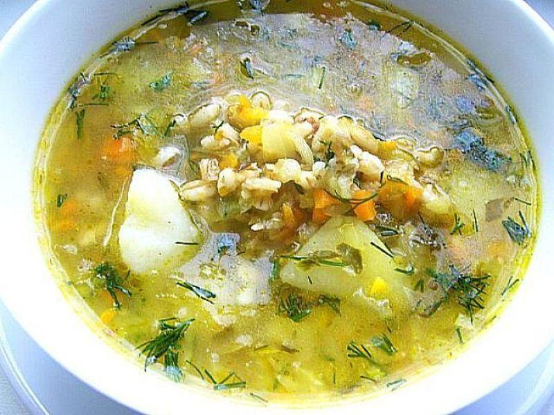 Вкусный рассольник с перловкой - пошаговый рецепт с фото на Повар.ру
