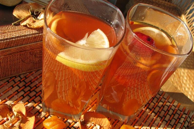 Компот из сухофруктов - пошаговый рецепт с фото: как приготовить