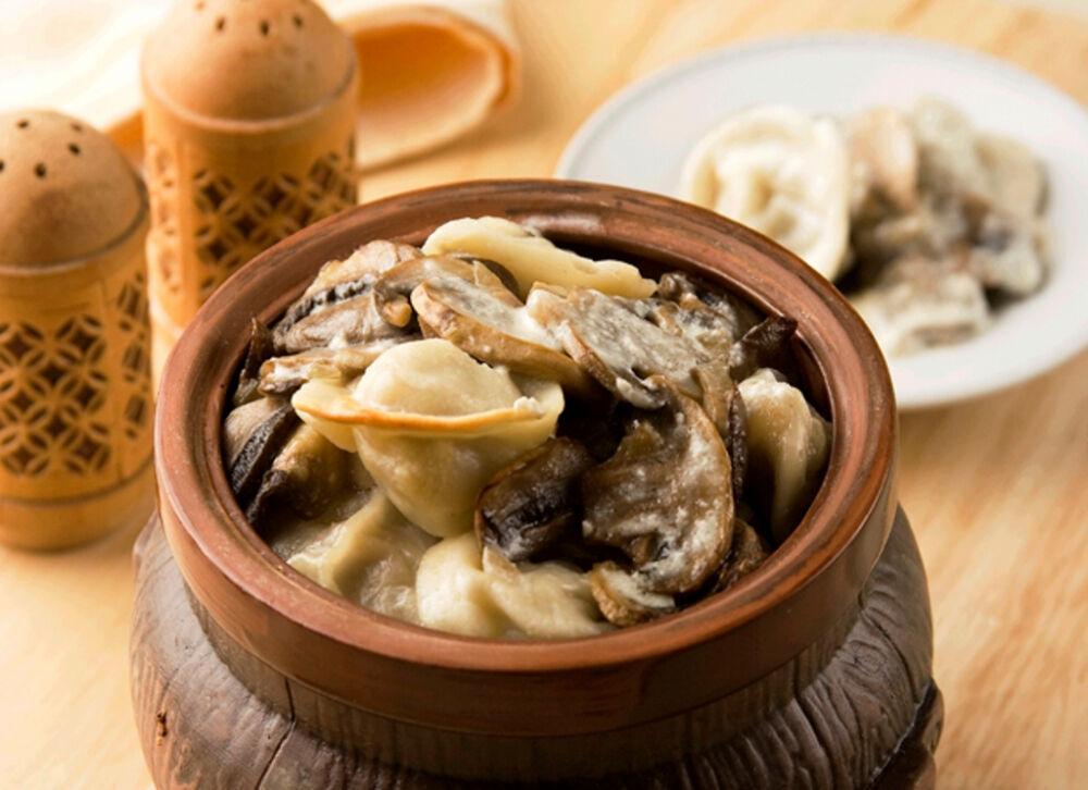 Рецепты пельменей и вареников с грибами: как приготовить с картошкой ...