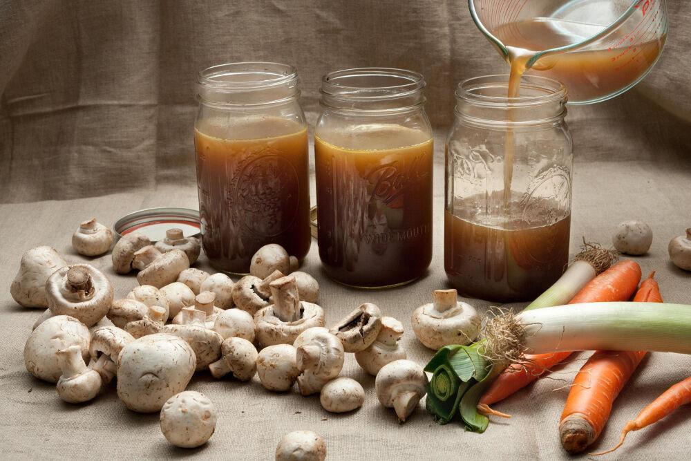 Грибной бульон – как сделать в домашних условиях, использование в ...