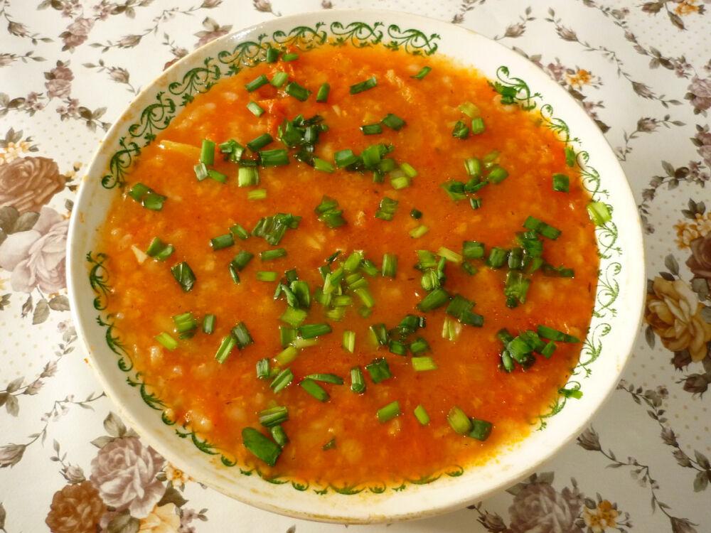 Постный суп харчо – рецепт | Cofete.ru