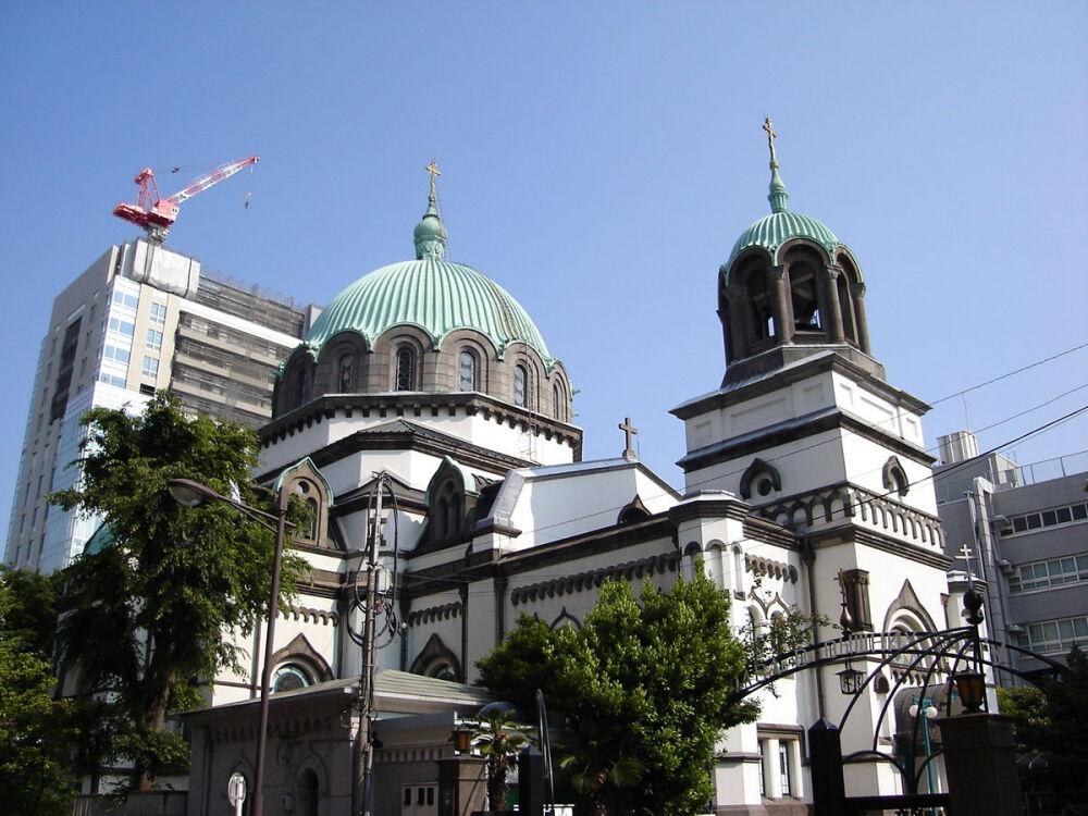 Воскресенский собор (Токио)