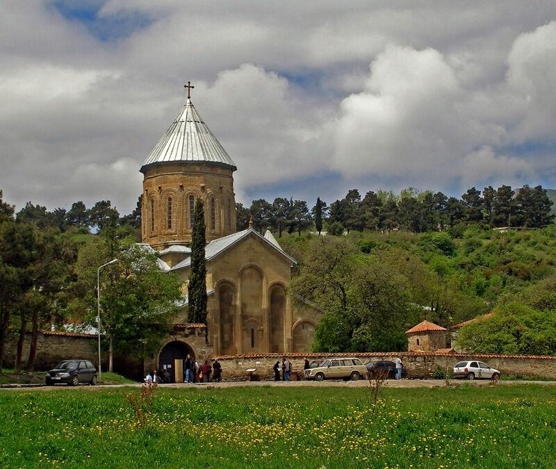 святая нино в грузии в чем помогает
