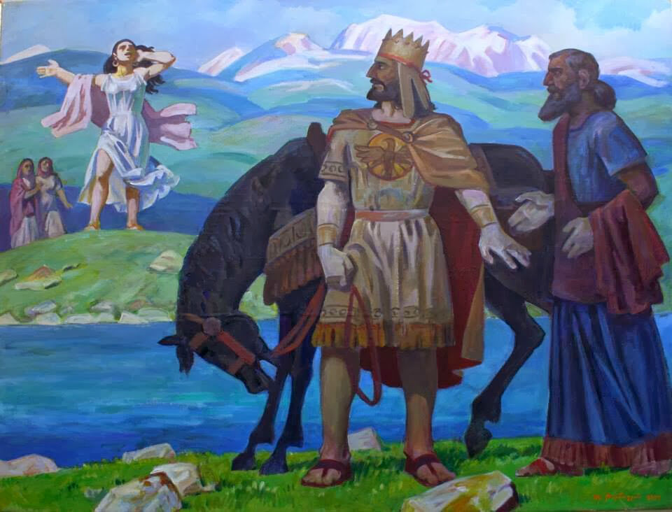 Армянские царицы   ۞ ИСТОРИЯ АРМЯН ۞
