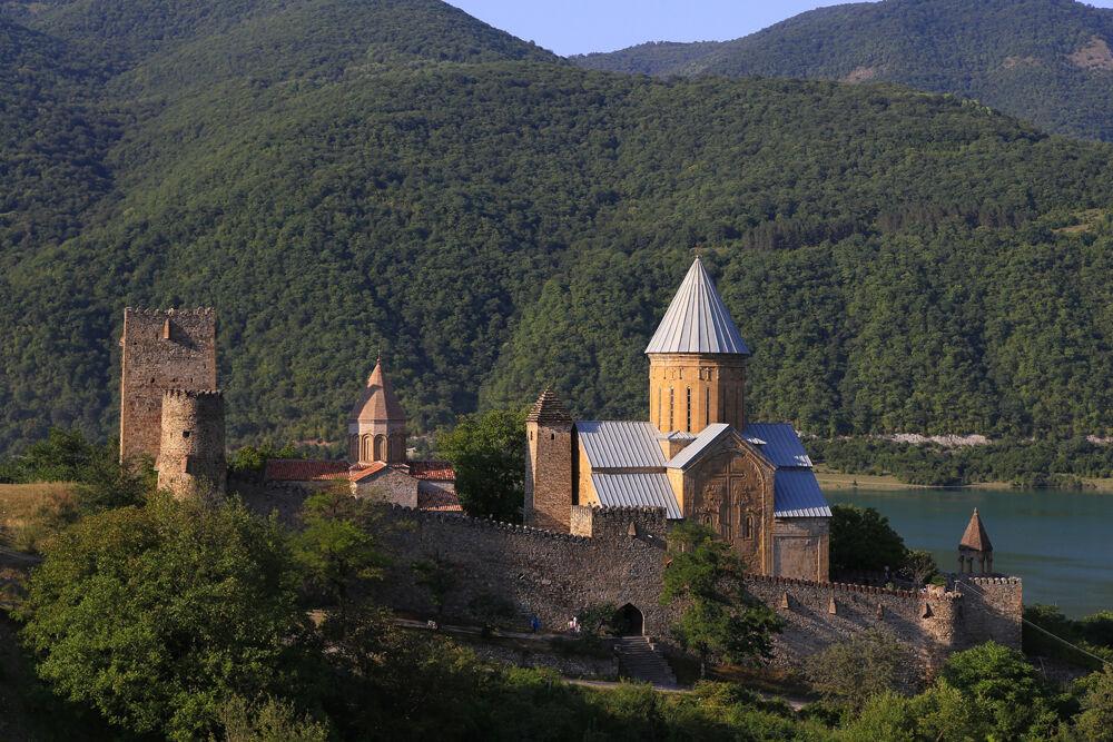 Монастырь Самтавро: описание, история, фото, точный адрес