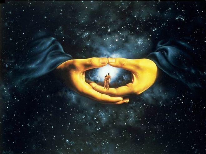 В каждом человеке есть божественная сущность — супермощный реактор ...