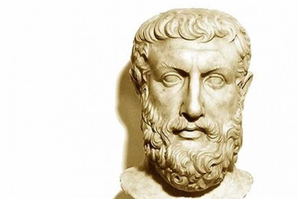 Парменид. Бытийный грек   Алексей Халапсис