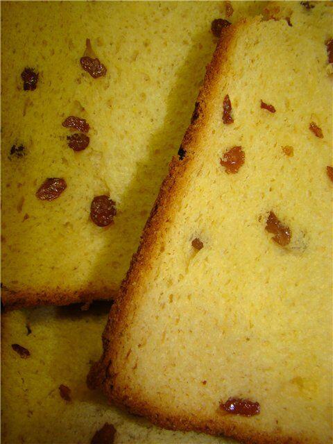 Кулич по Похлебкину и его адаптация к хлебопечке - Фото-рецепты ...