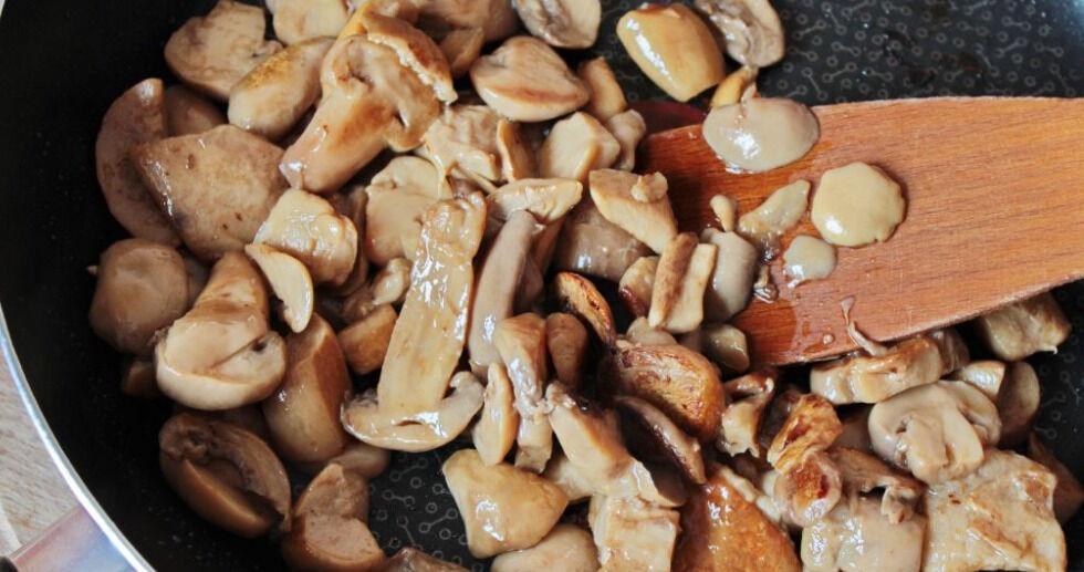 Грибы под шубой - вкусный рецепт с пошаговым фото